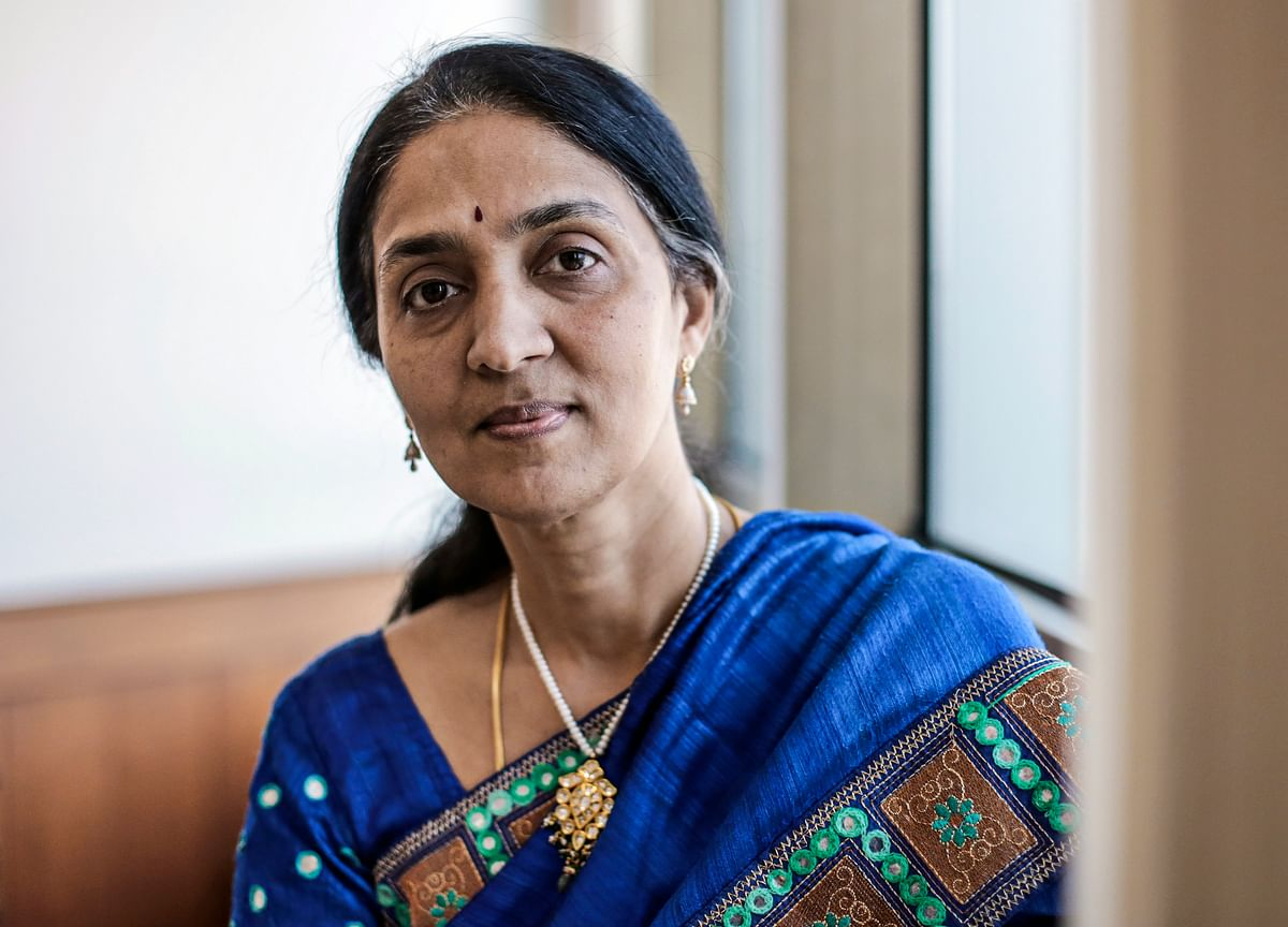 NSE's MD And CEO Chitra Ramkrishna Expresses Desire To Resign