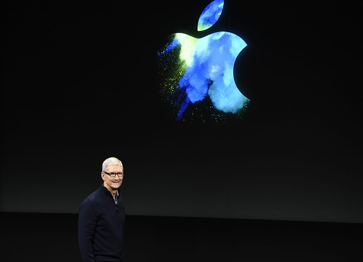 Apple Finally ConfrontsIts Growth-Starved Reality