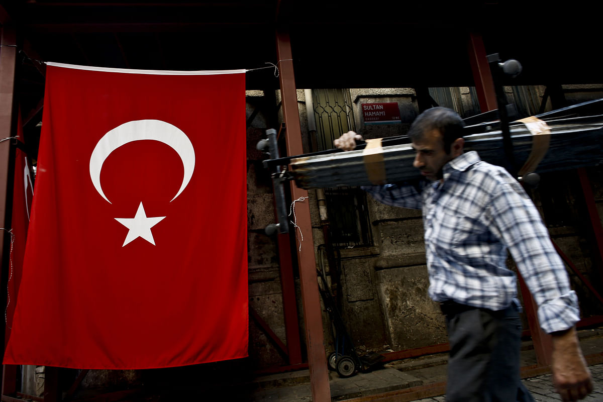 Turkey Cut Deeper Into Junk as S&P Sees Recession Next Year