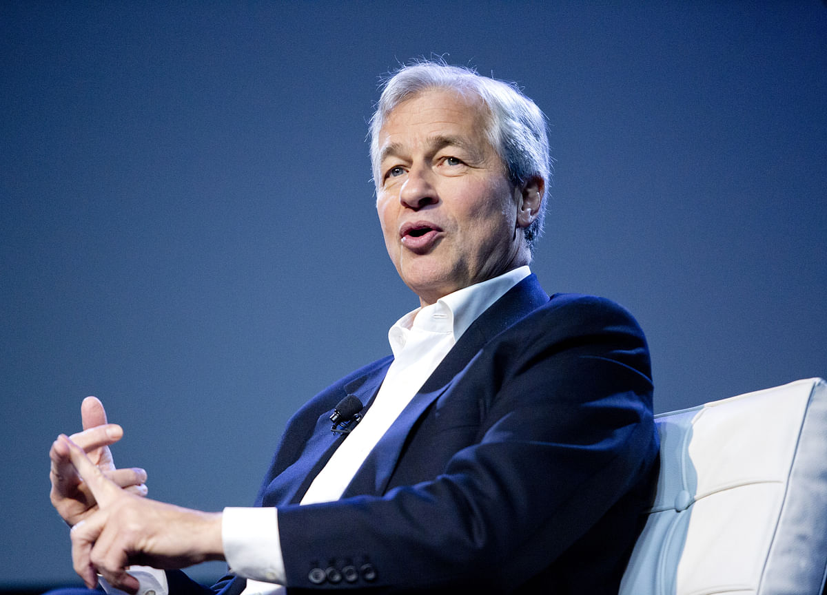 Dimon Says Racist Behavior Doesn't Reflect JPMorgan Culture