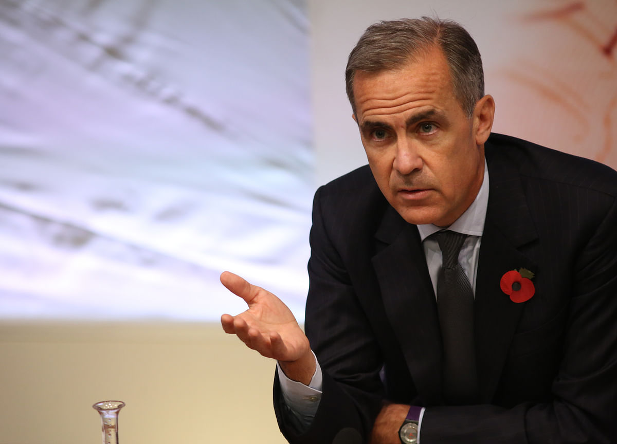 U.K. Lawmakers Seek Clarity on Appointment of Carney Successor