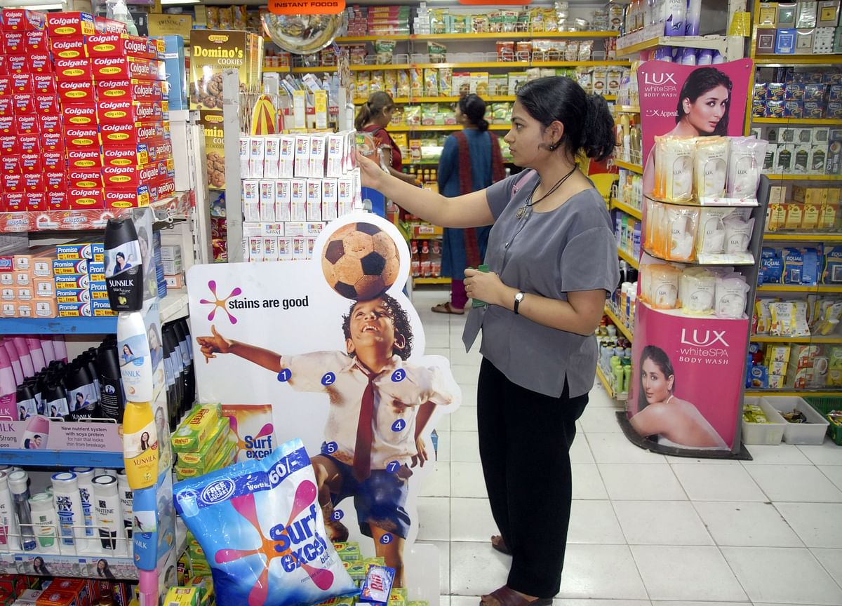 Distributors Face  Inventory Pile-Up As Sales Of  Consumer Goods Fail To Recover