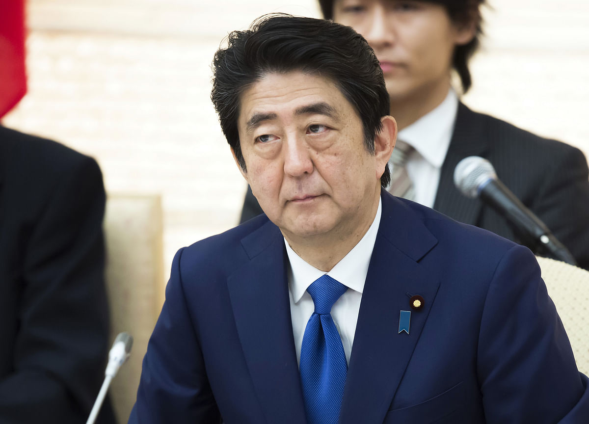 Abe Hints at Potential Summit With North Korea's Kim Jong Un