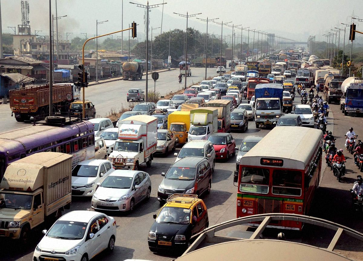 Traffic Jams Are Slowly Making A Comeback In India's Metros