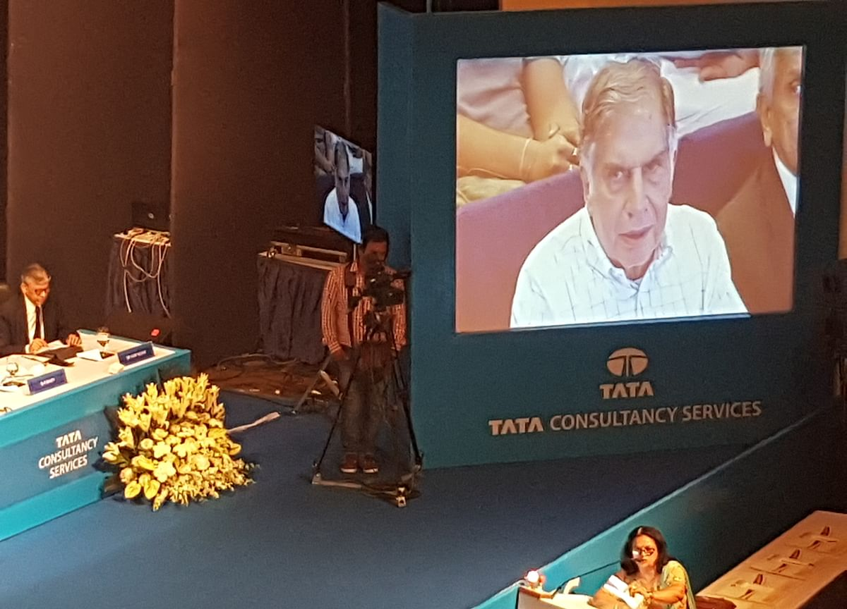 Bittersweet Victory For Ratan Tata At TCS Shareholder Meet