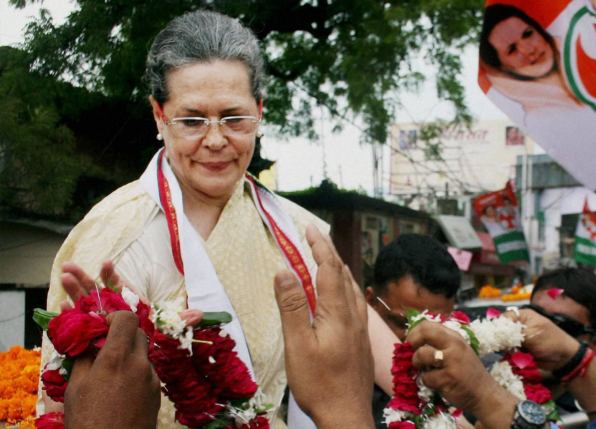 Sonia Gandhi Opens Up About Politics, Leadership