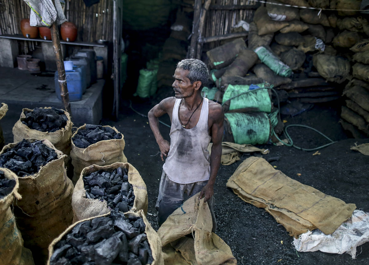 Coal India Output Sinks to Record Low as Monsoons Flood Mines