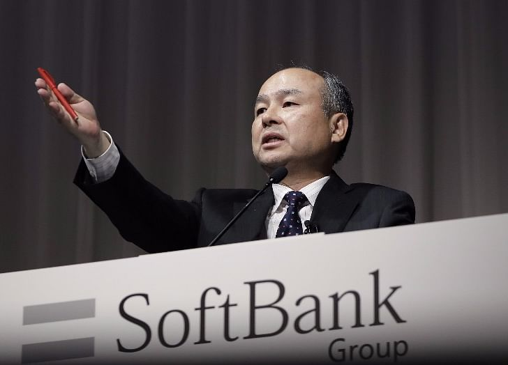 SoftBank Is Said to Eye Another $100 Billion for Fund 2.0