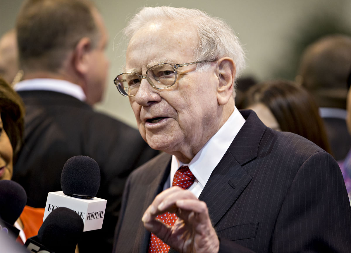 Warren Buffett Chooses New Path for Newspapers After Lamenting Decline