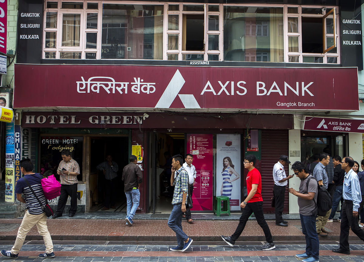 Brokerages Raise Price Targets On Axis Bank After Q2 Results
