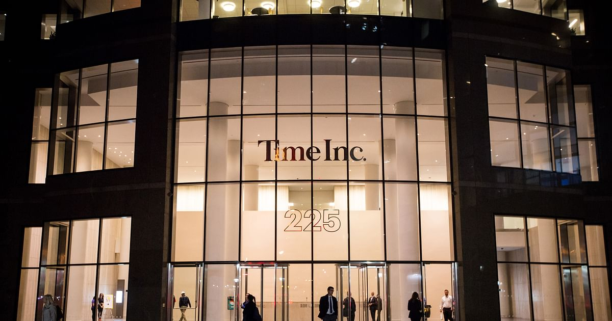 Time Said to Soon Begin Discussions With Interested Buyers
