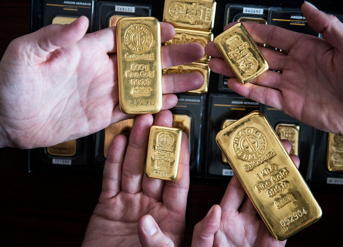 Gold Posts Third Straight Gain Ahead of Fed Policy Decision