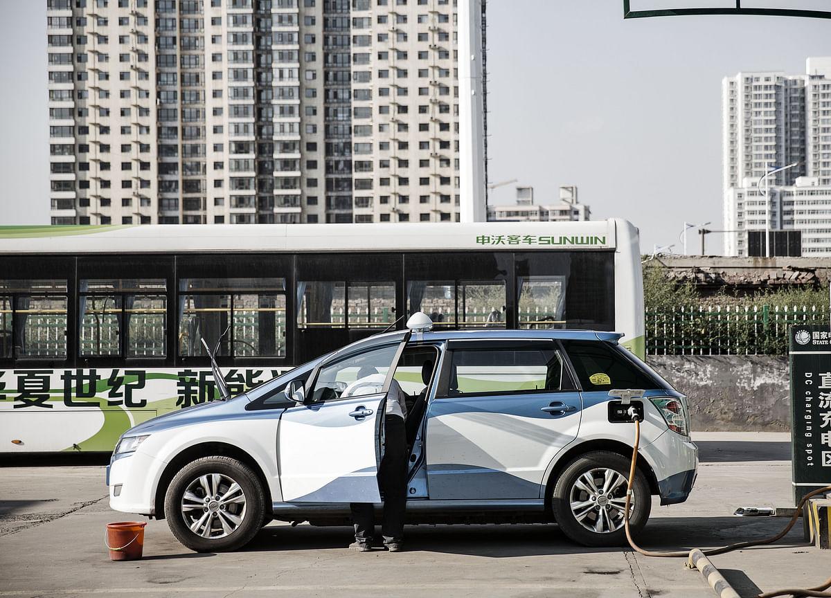 China EV Startup Future Mobility to Build $1.7 Billion Factory