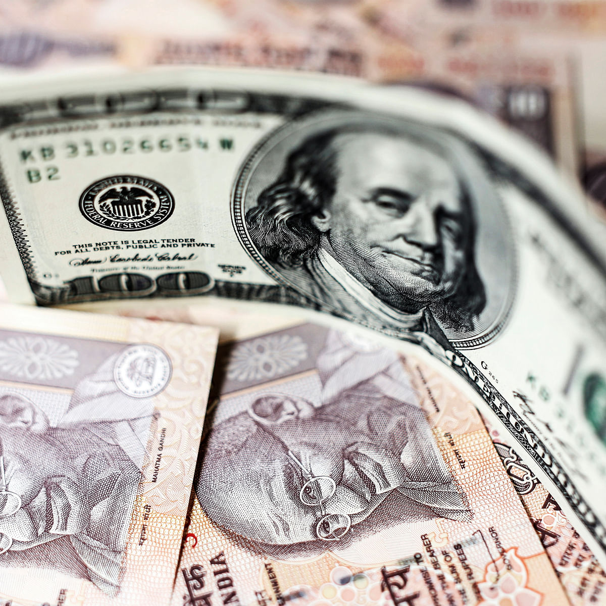 India's Forex Reserves Surge $7.78 Billion To Record High of $568.5 Billion