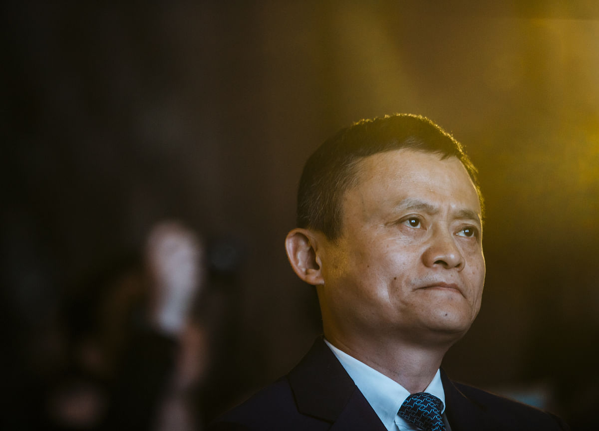 Jack Ma's Blunt Words Just Cost Him $35 Billion