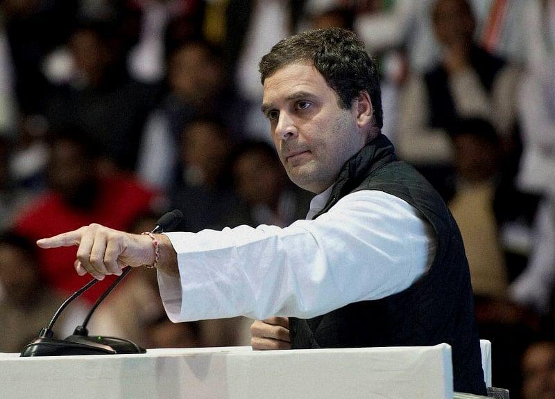 Election 2019: Plea In Supreme Court Seeks Debarring Of Rahul Gandhi From Contesting Lok Sabha Polls