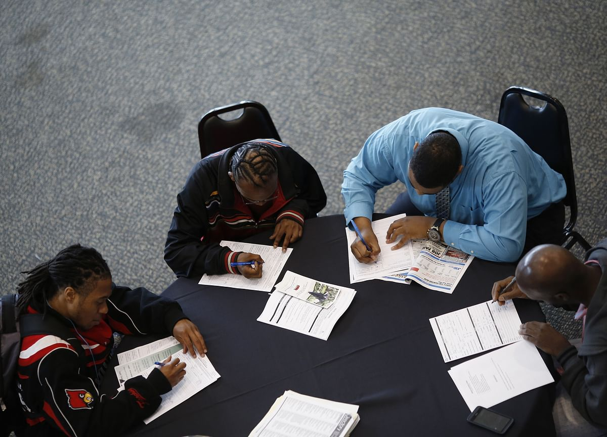 Weekly U.S. Jobless Claims Decline to Lowest Level Since April