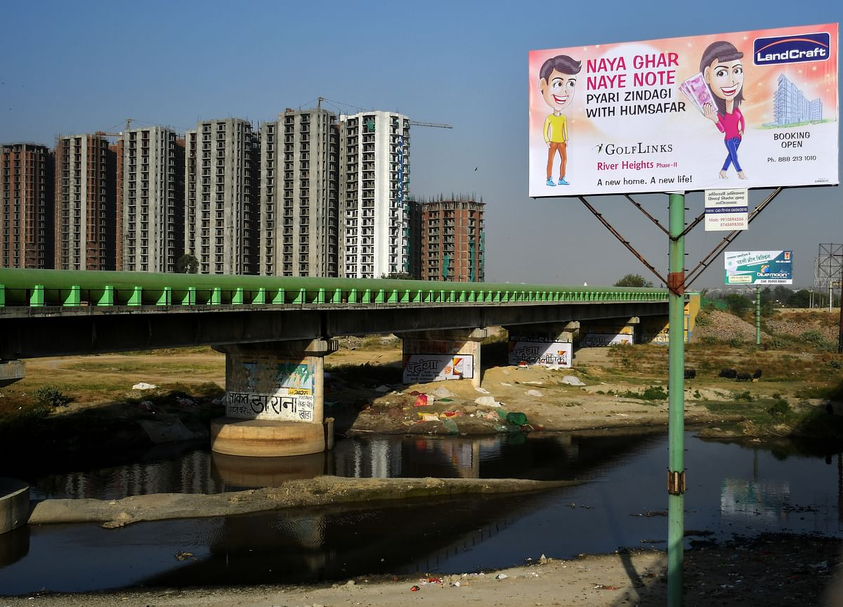 A Manager Who Saw India Credit Crisis Now Warns of Realty Stress