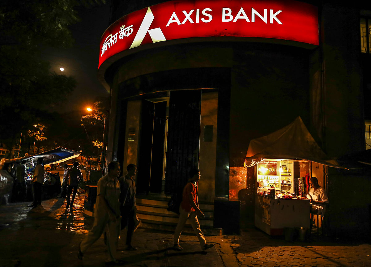 Axis Bank Aims For 18% Return On Equity On Sustainable Basis