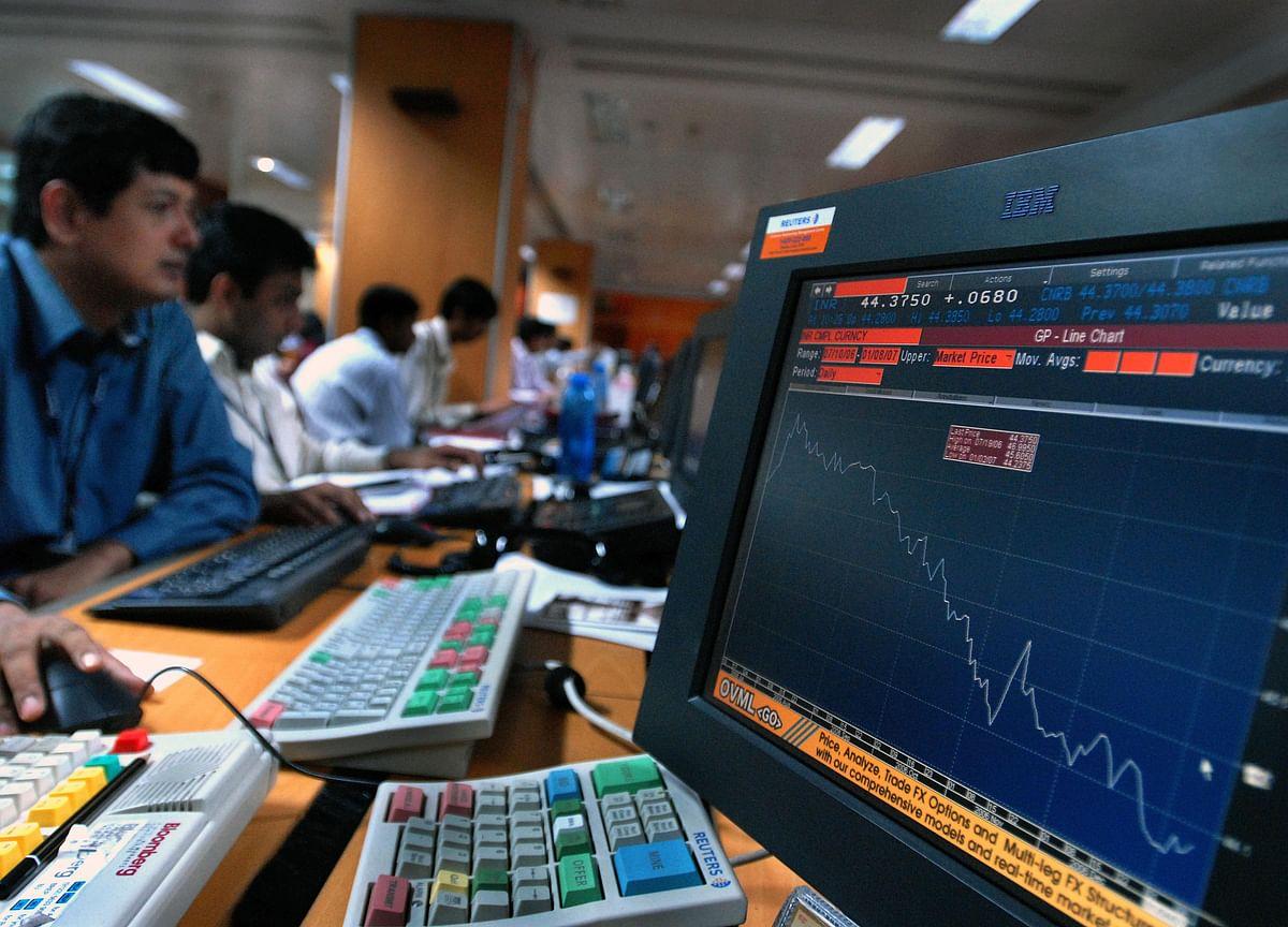 Sensex Clocks Longest Winning Streak In Three Weeks