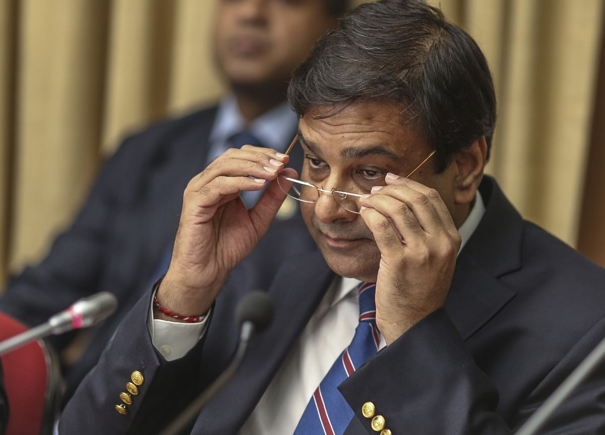 U.S. Fed Must Go Slow With Balance Sheet Unwind, Urjit Patel In FT