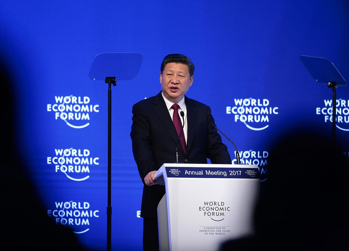 China's Xi to Address Davos in First Remarks During Biden Era
