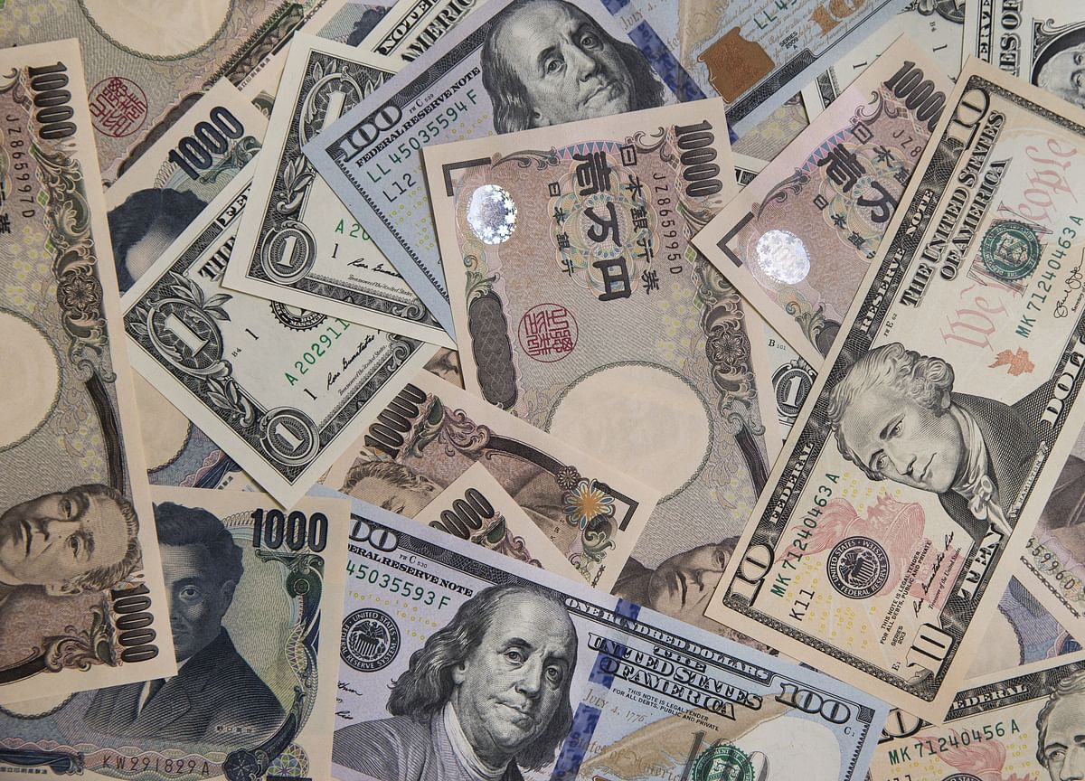 A $400 Billion Wave of Japanese Cash May Be Heading Overseas