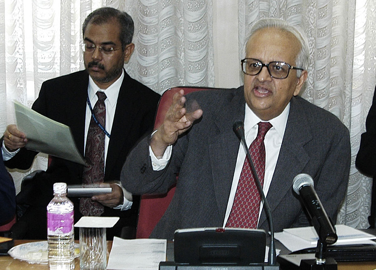 Bimal Jalan-Led Panel To Submit Report On RBI Surplus Reserves By June