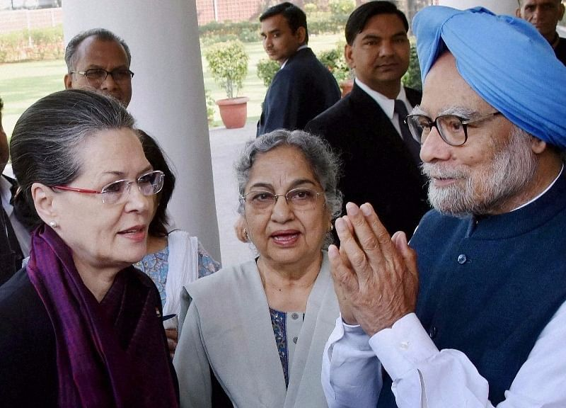 Knew Manmohan Singh Would Be A Better Prime Minister Than Me, Says Sonia Gandhi