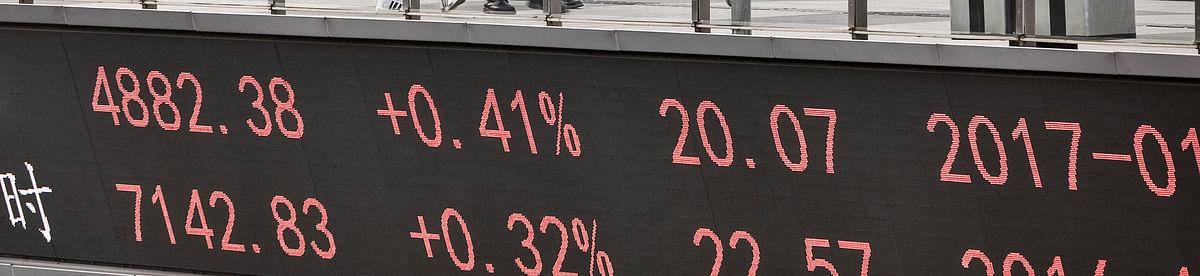 Global Market Update: Asian Stocks Hold Gains, Bond Yields Head Higher