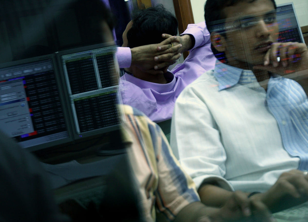 Sensex, Nifty Post Biggest Weekly Loss In Over 3 Months