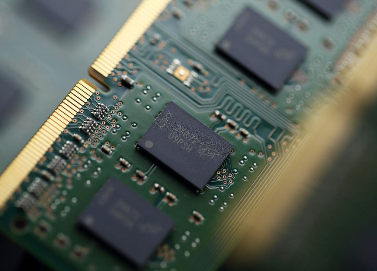 Micron Chip Sales Banned in China on Patent Case, UMC Says