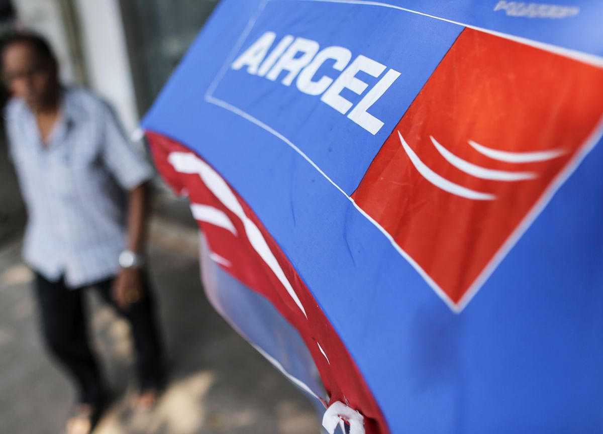 Aircel Is Said to File for India Insolvency as Soon as Today