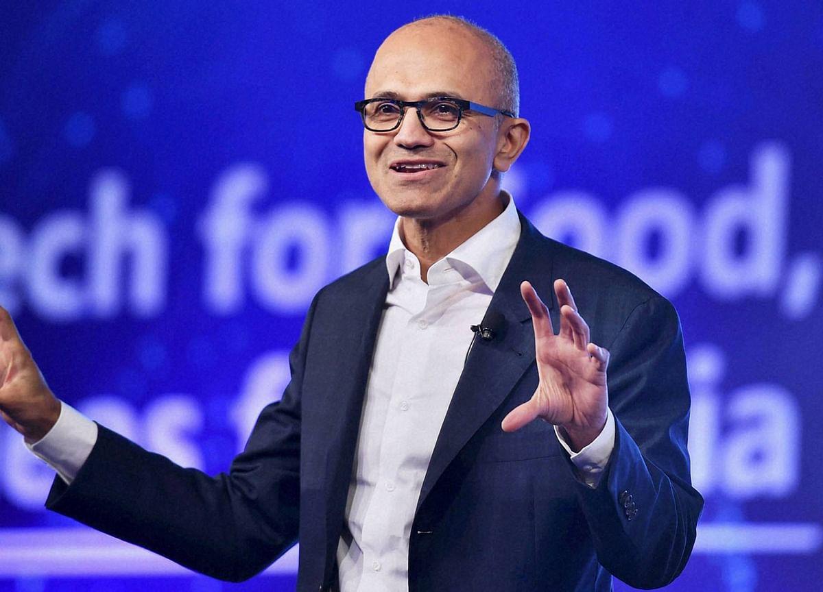 Microsoft CEO Satya Nadella Voices Concern On Citizenship Amendment Act