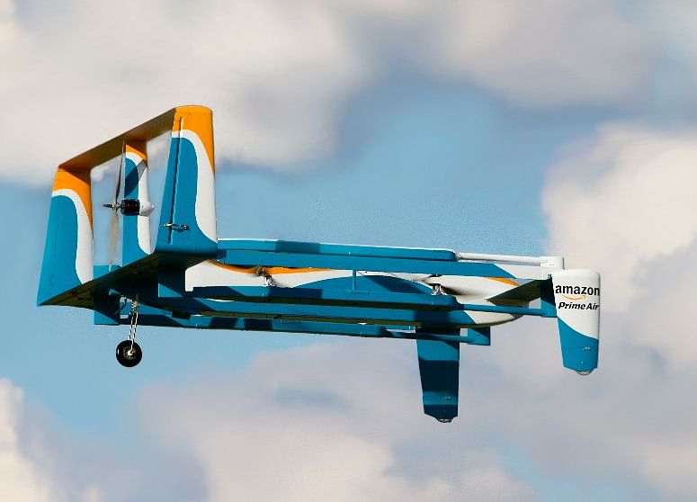 Amazon's Drones, Donald Trump and the Future of Work