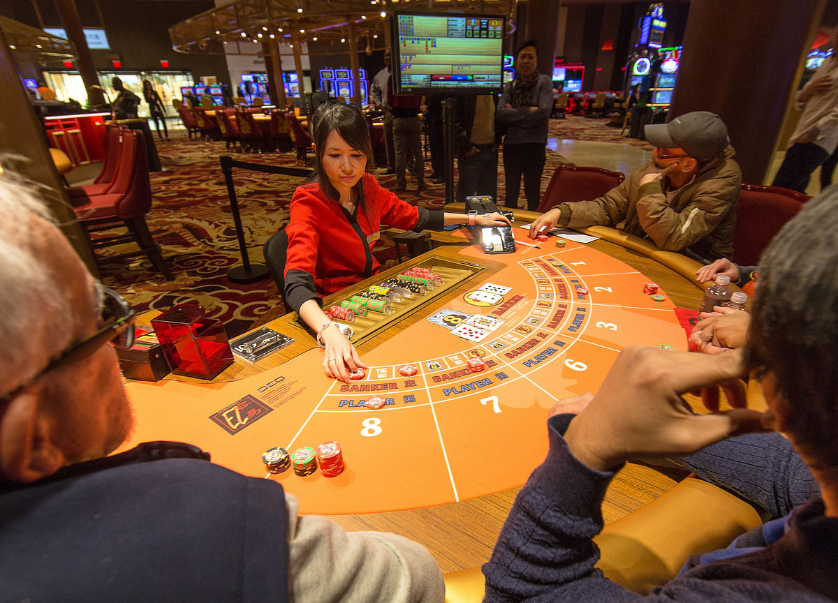 Caesars To Take Sports Bets In New Jersey, Mississippi Casinos