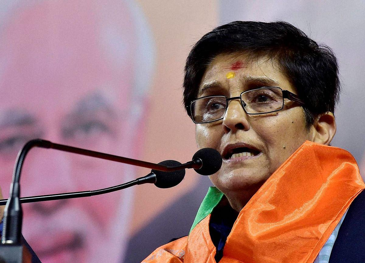 Kiran Bedi Removed From Puducherry Lieutenant Governor Post: Rashtrapati Bhavan