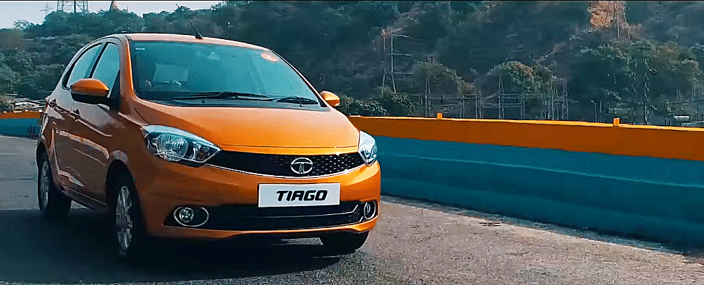 The Tata Tiago has a diesel variant. (Source: Tata Motors Website)