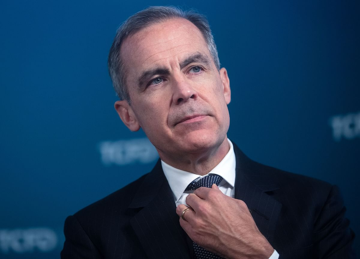 EU Officials Are Considering Mark Carney for Top IMF Job
