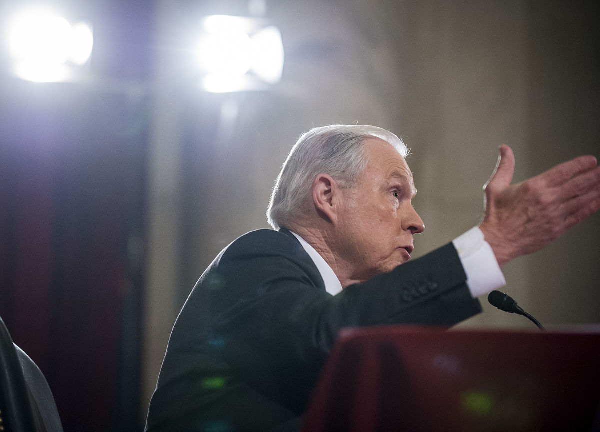 Mueller's Team Interviewed Sessions in Russia Meddling Probe