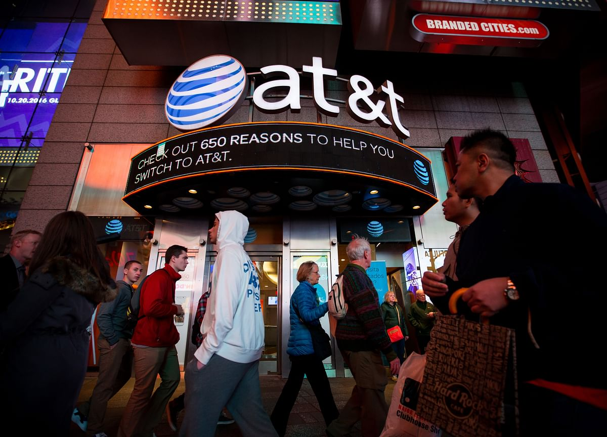 U.S. Says Judge in AT&T Merger Ruling Ignored 'Common Sense'