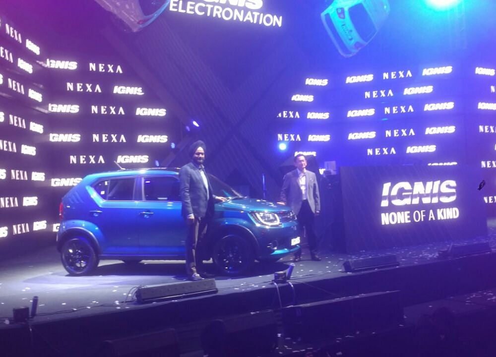 Maruti Suzuki Launches BS-VI Compliant Ignis At Starting Price Of Rs 4.89 Lakh