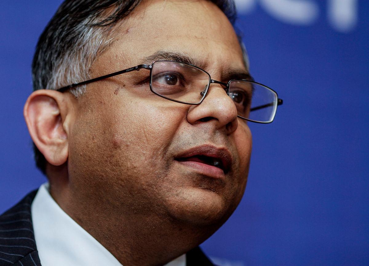Tata Motors To Lead Electric Vehicle Drive In India, Says Chairman N Chandrasekaran