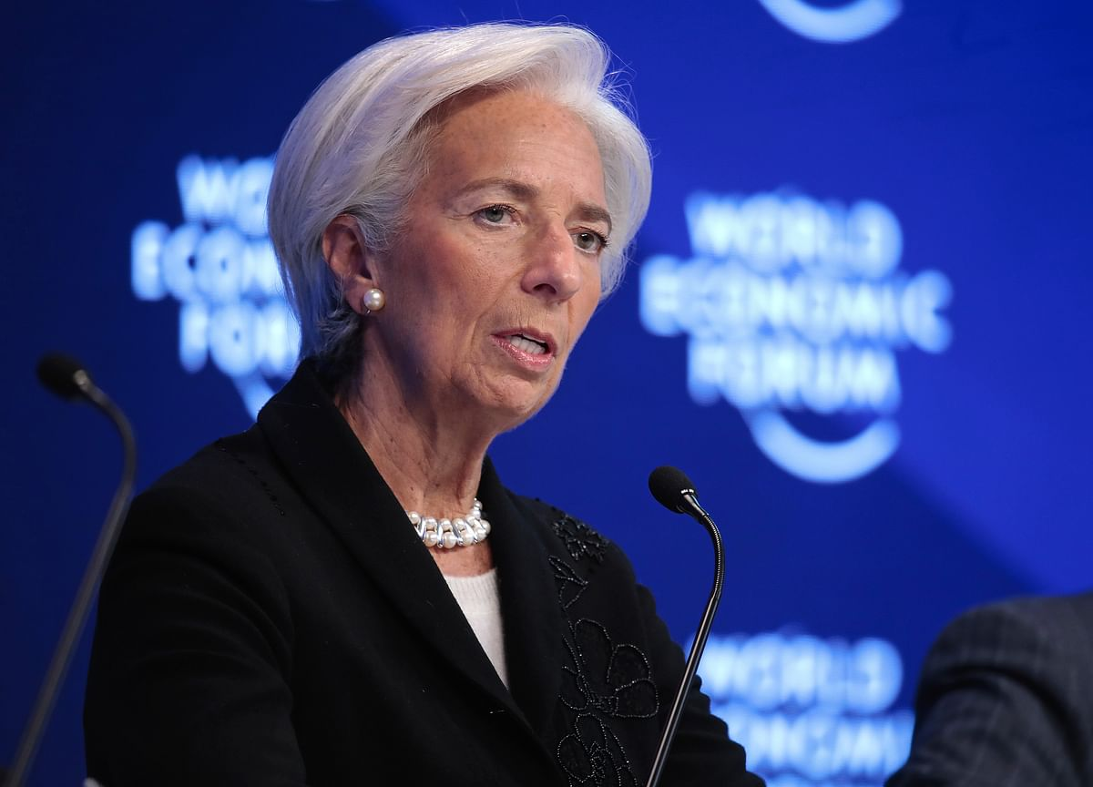IMF's Lagarde Touted for ECB Chief in Latest EU Jobs Plan