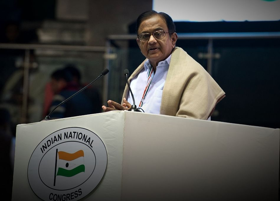 BJP 'Stealing' Elections In Goa, Manipur, Chidambaram Says
