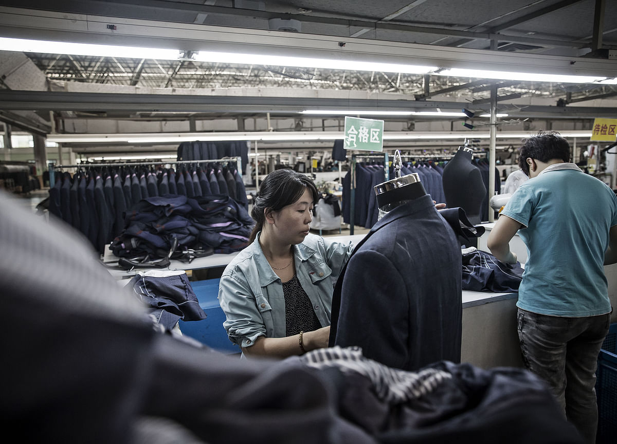 China Factories Are Exporting Lower Prices Around the World