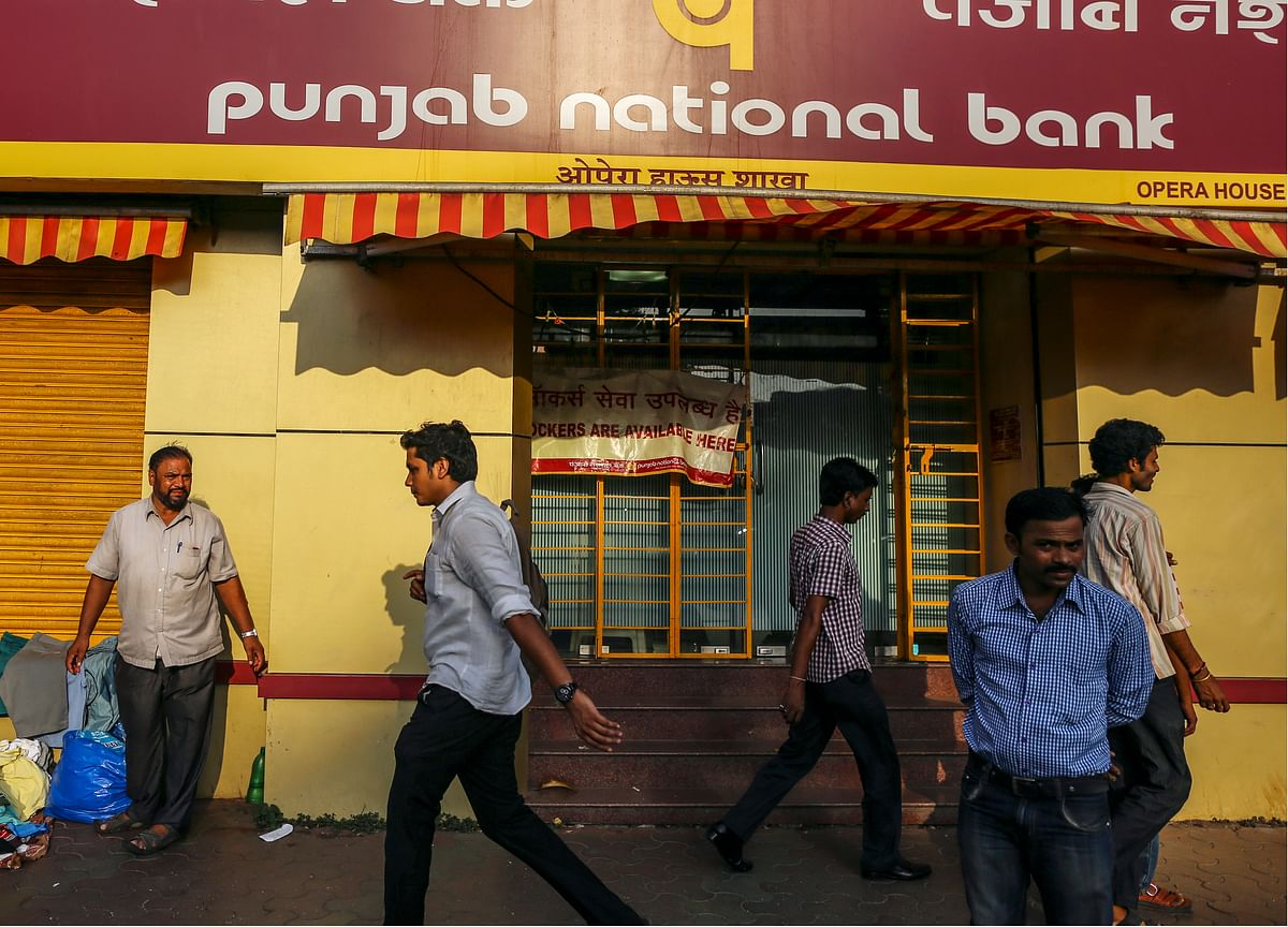 Scandal-Hit Indian Lender Uncovers Fresh $555 Million Bank Fraud