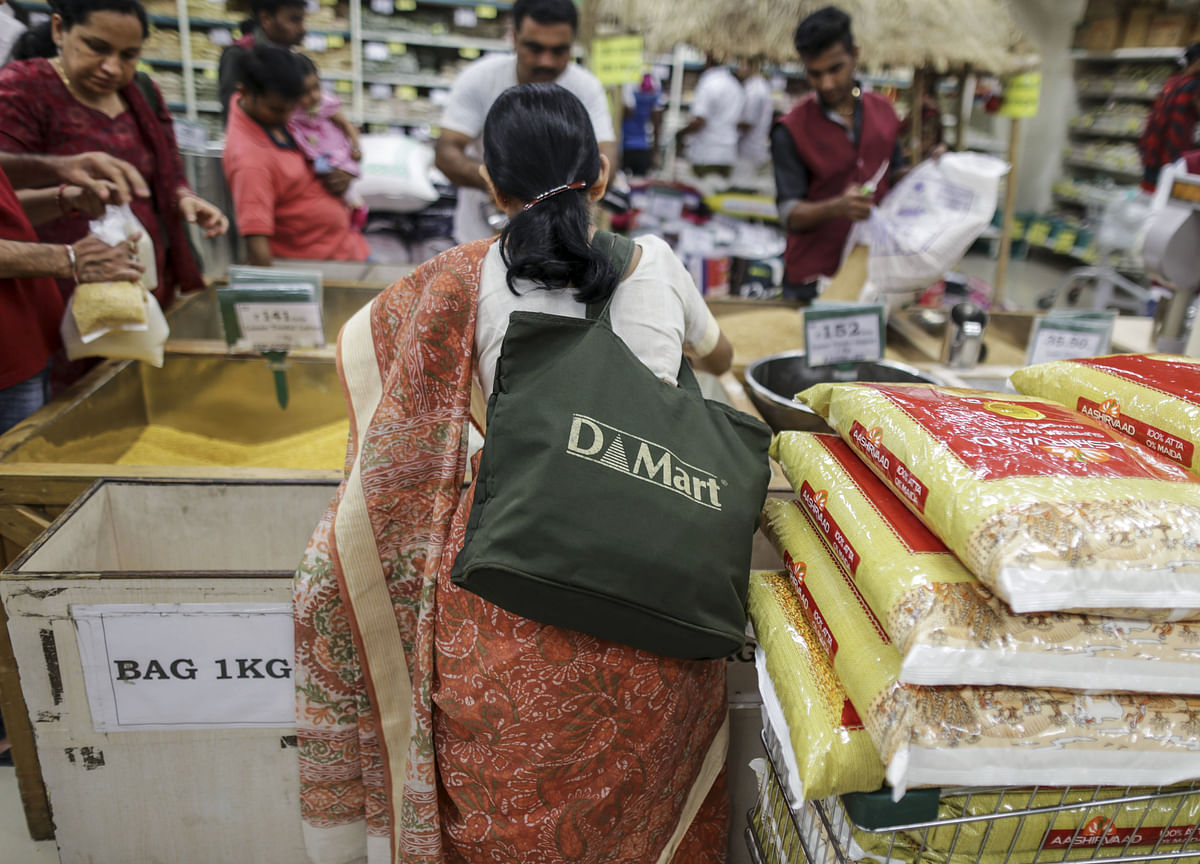 India Tycoon to Tap Banks for $823 Million DMart Share Sale