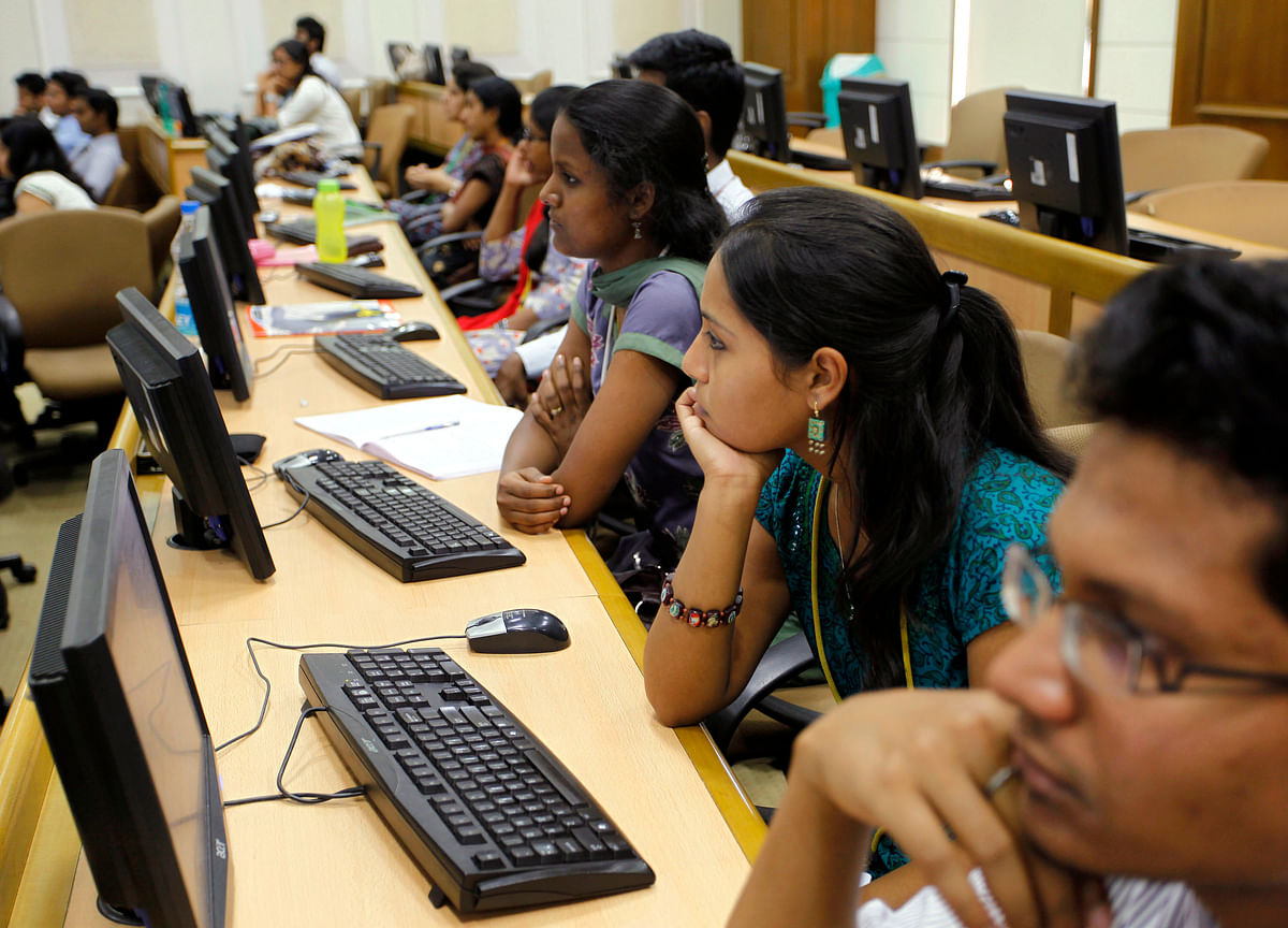 Indian IT Amid A Strong Hiring Boom, Says Jefferies