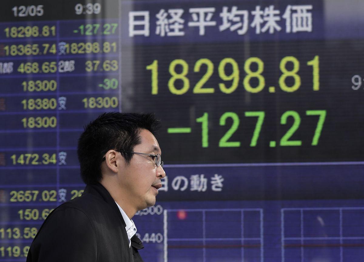 The $48 Billion Sell-Off That Sent Japan Stocks Into Bear Market